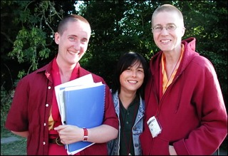 Happy Sangha