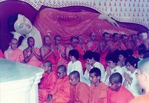 The Theravada Bhikkhu Sangha in Malaysia
